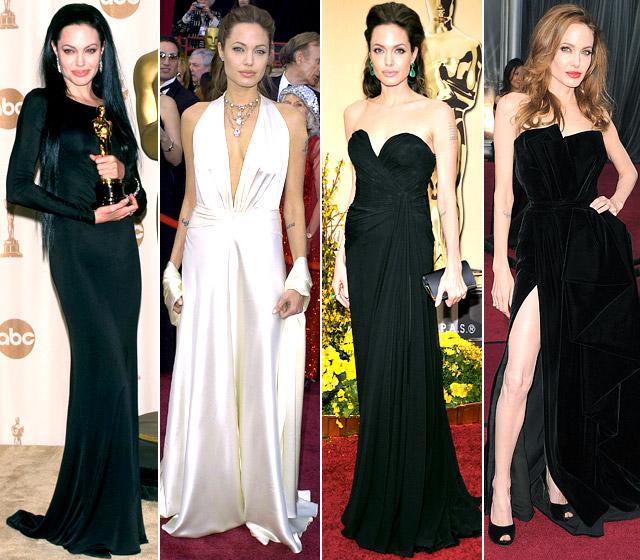 Angelina Jolie - Oscar.com
